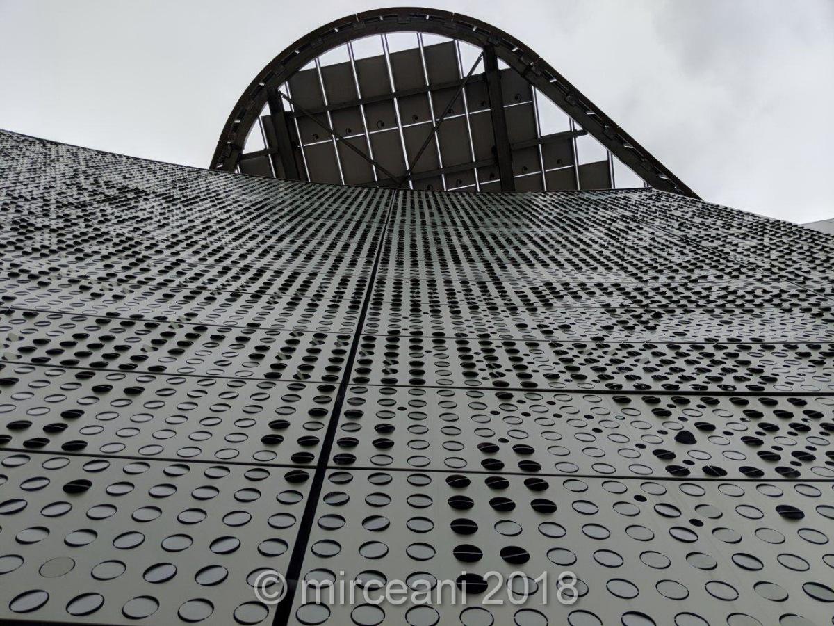 Cornell's arhitecture